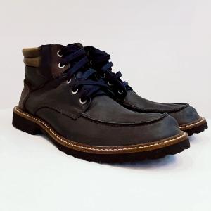 bota masculina preta bz49