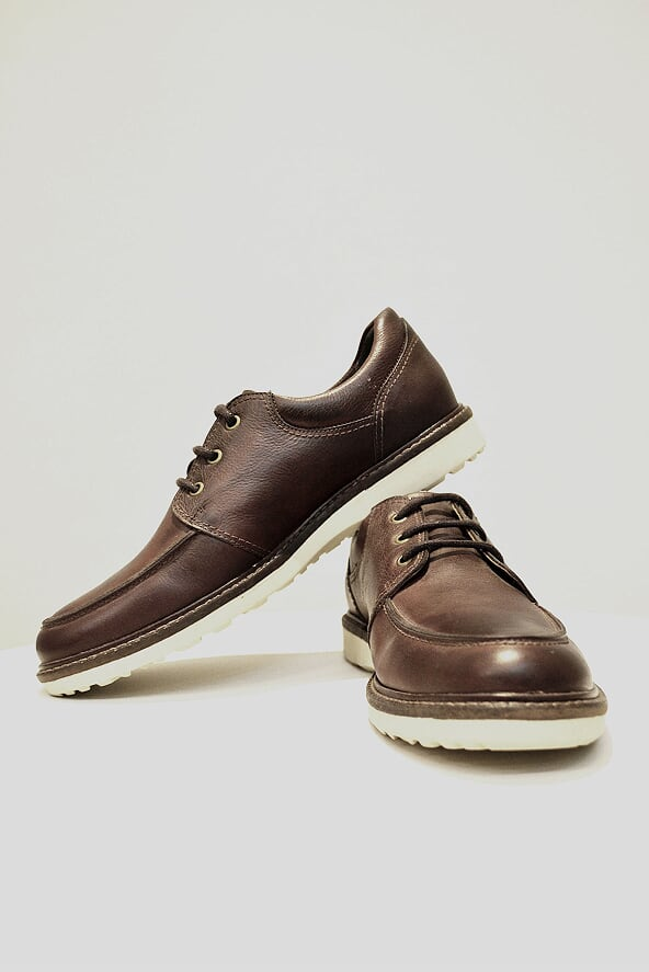 Sapato Marrom Atual Classics JU08