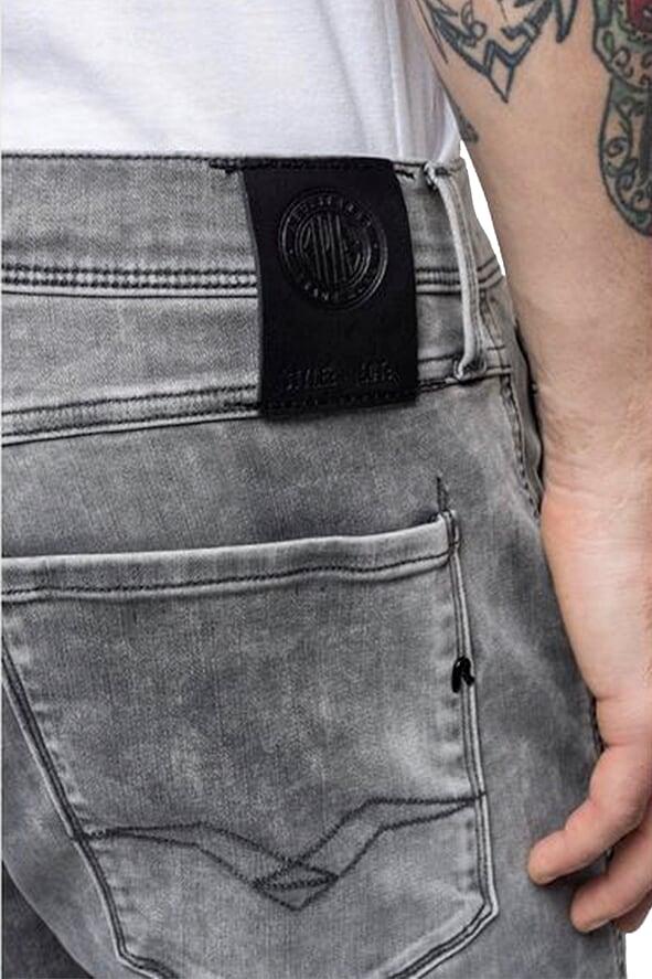 Calça Jeans Skinny Ambass Replay CJSK028