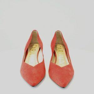 Scarpin Vermelho Carmim 23121